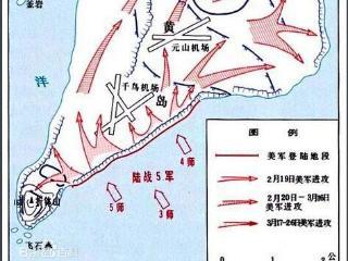 太平洋战役最惨烈的战斗:2万日军命丧美军枪口