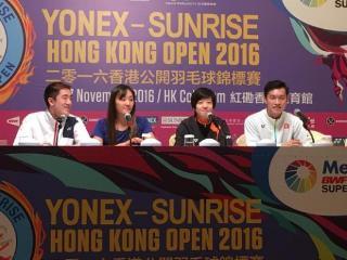 香港公开赛里约奥运冠军全报到 谌龙李宗伟再相遇?