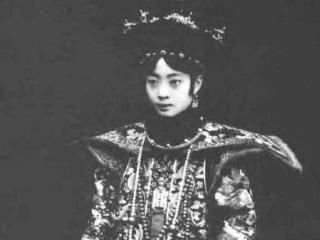 婉容:历史上最后一位皇后
