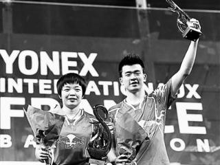 2016年世界羽联超级系列赛国羽小将攫取四金