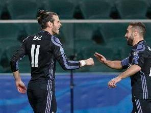 早报:皇马3-3客平华沙 多特主场1-0小胜出线