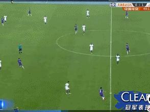 今年中超本土最佳进球不是郜林武磊 精彩堪比梅西!