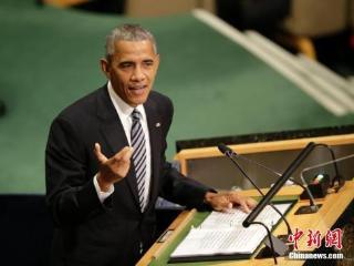 奥巴马力挺希拉里 喊话选民:国家命运在你们手中