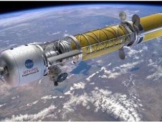 """俄罗斯联邦武装计划将核装置作为太空动力"""""""