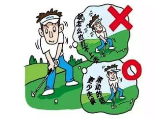 「实用」简单4招教你打好沙坑和切滚球,赶紧收起来!